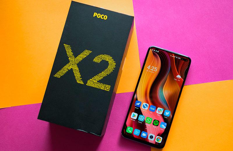 Характеристики Poco X2