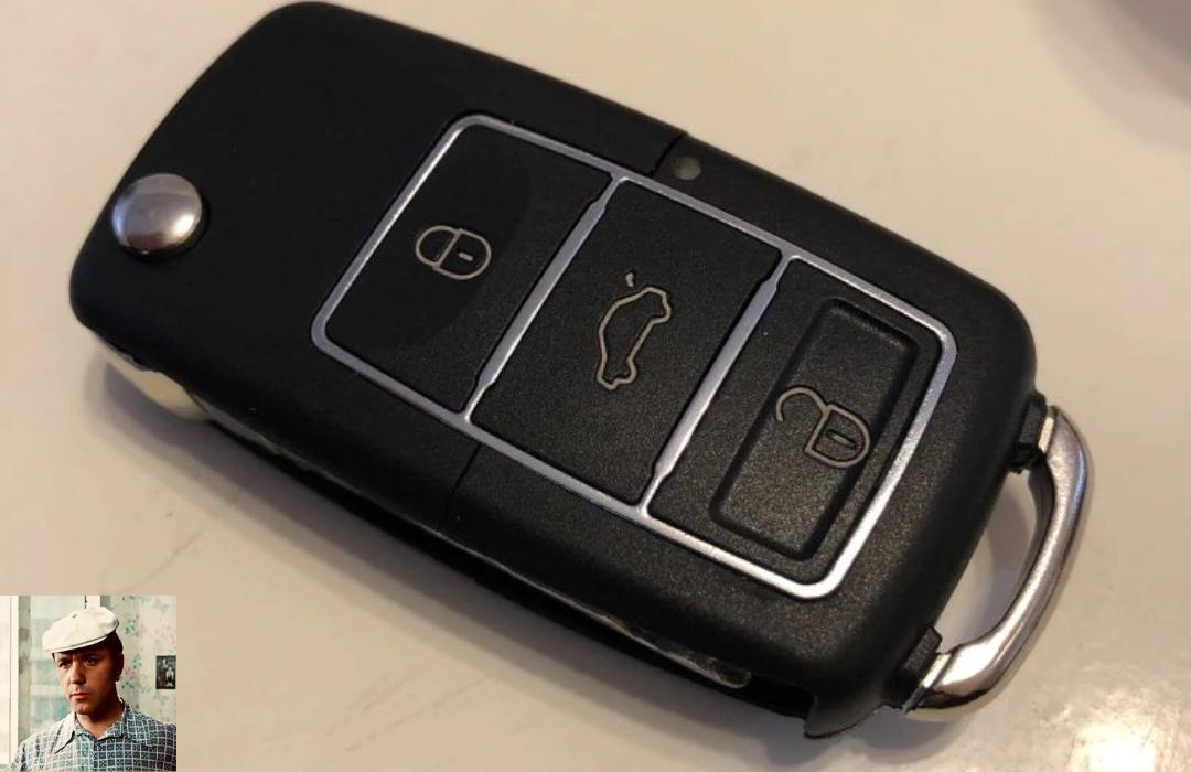 Ключи для различных марок авто. Фото отзыв