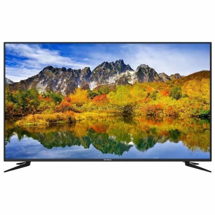 Ultra HD (4K) LED телевизор Supra STV-LC60GT5000U