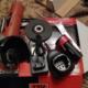 Аккумуляторная угловая шлифовальная машинка. Фото отзыв
