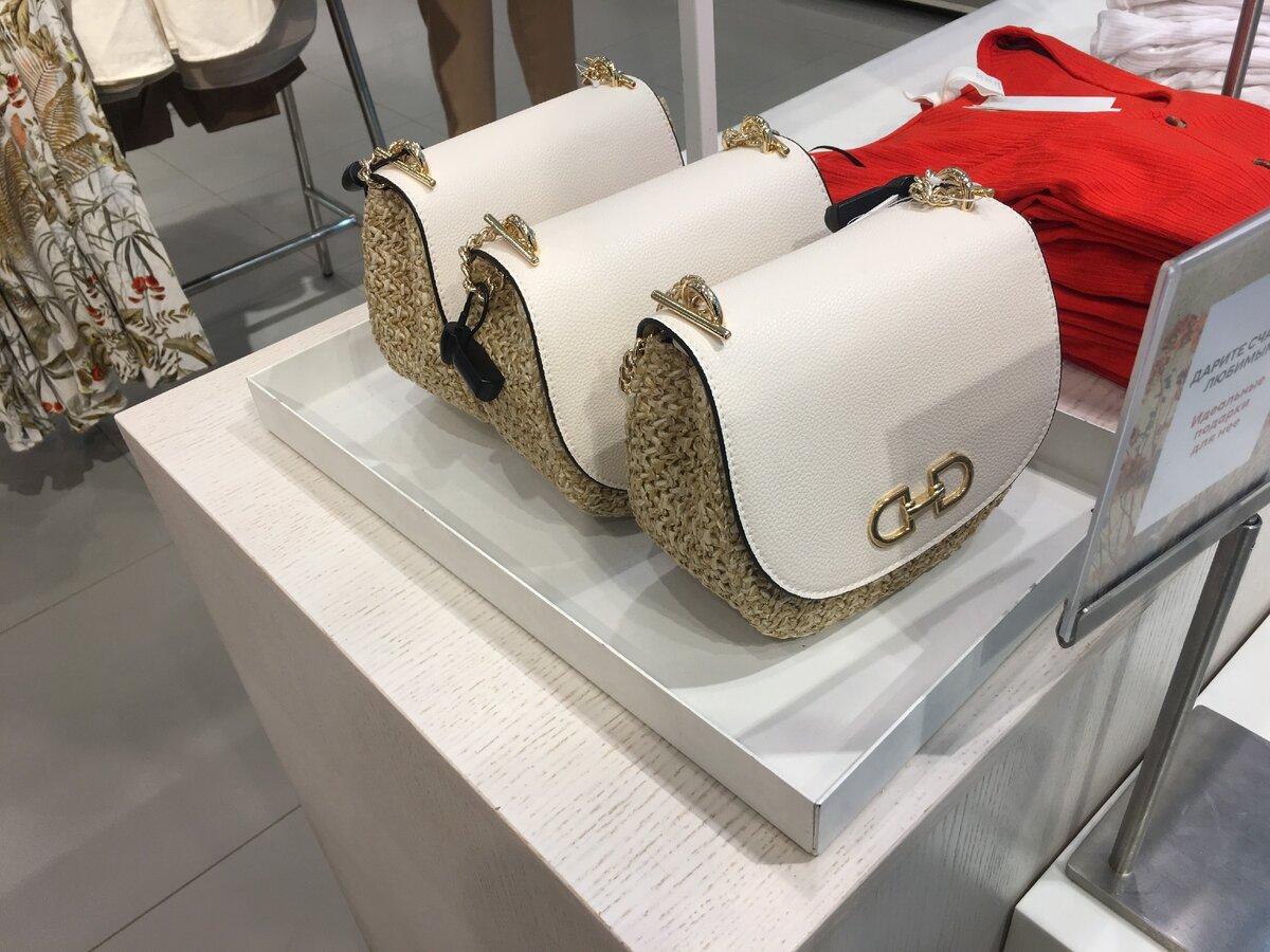 Летнице сумки из H&M